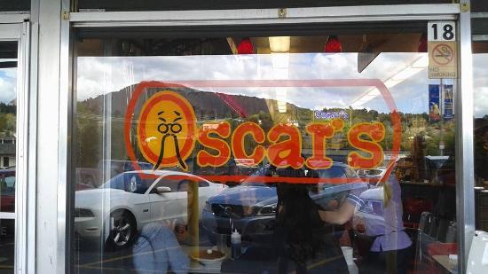 Oscar's Cafe: Oscar's - worth the wait