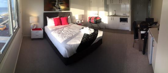 Bunbury Seaview Apartments: Main room
