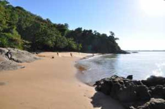 Anchieta, ES: Praia do Balanço em Anchhieta