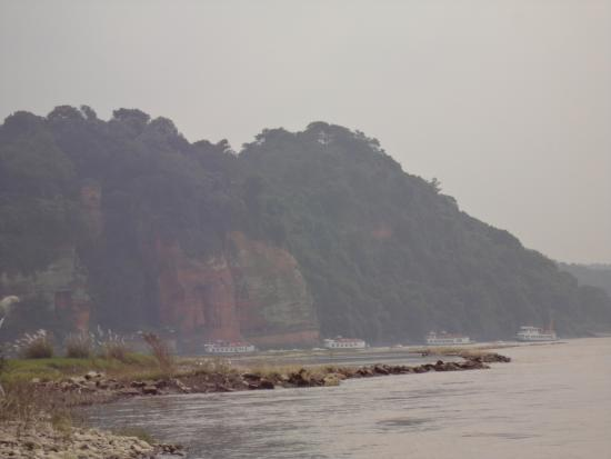 Leshan River, Friend and Foe: Lake