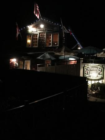 The Oyster Thistle Restaurant And Pub La Conner Wa