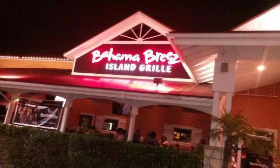 Bahama Breeze: Resturant