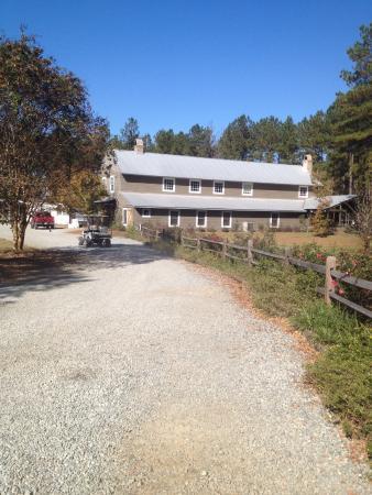 Allendale, Carolina del Sur: Main Lodge