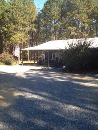 Allendale, Carolina del Sur: Skinning Shed