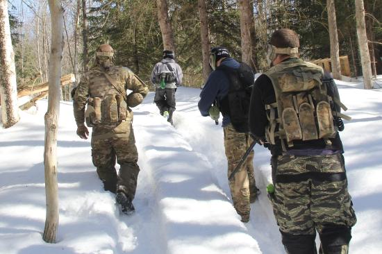 Bonfield, Canada : Time to hunt