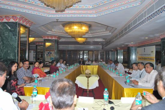 Grand Sartaj Hotel: The conference facility is comfortable and well maintained