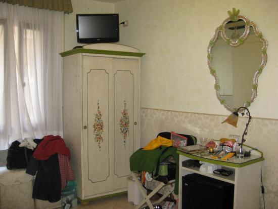 Hotel San Salvador: Bedroom 22