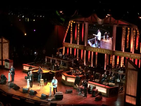 Oct 31, · There's nothing like a backstage tour of the Grand Ole Opry House — it's a must-see for everyone in Music City! With three ways to tour in , walk in the footsteps of country music's superstars and get an exclusive look at what happens behind the .