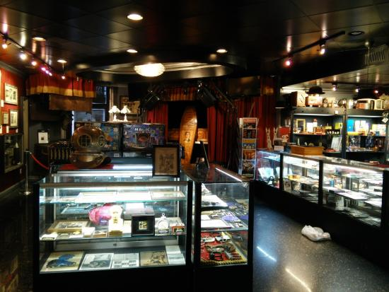 Houdini Museum of New York at Fantasma Magic