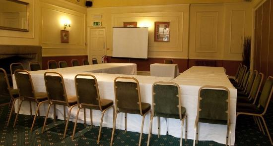 The Manor: Meeting room