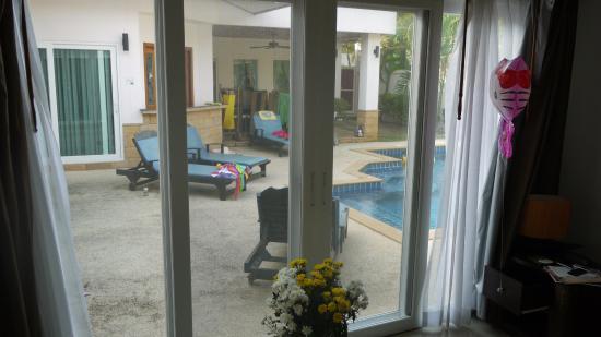 Tamarind Villas Phuket: Интерьер виллы