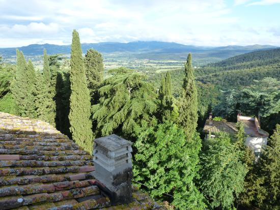 Civitella Marittima, Italien: postcard view of Tuscany