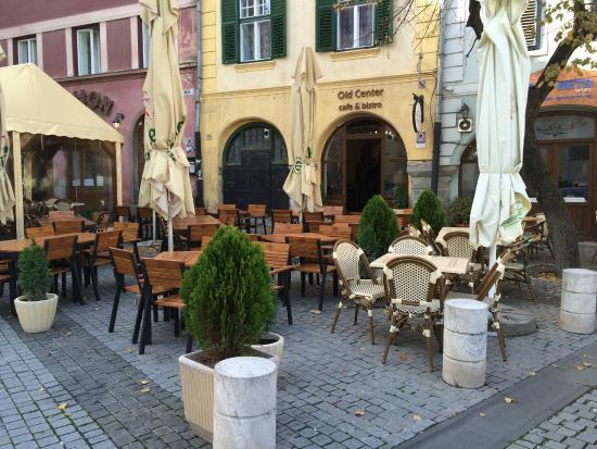 Pictures of Old Center Cafe & Bistro - Sibiu Photos - Tripadvisor