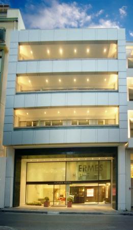 Hermes Hotel: Exterior