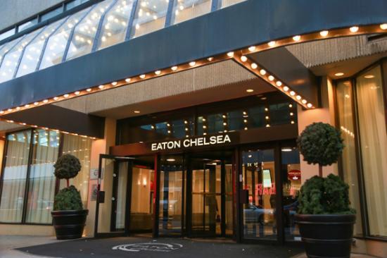 Chelsea Hotel Toronto Tripadvisor