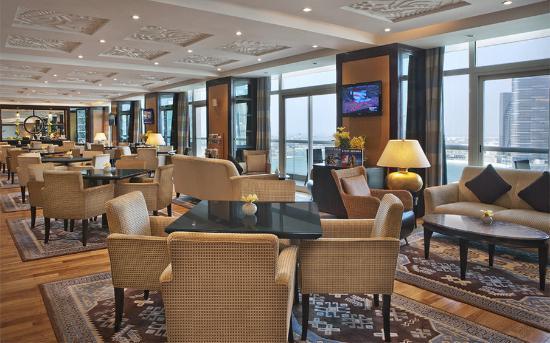 Beach Rotana: Club Rotana Lounge