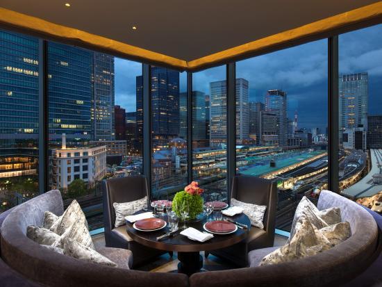 Four Seasons Hotel Tokyo at Marunouchi: FPOMAR_MOTIF bar lounge