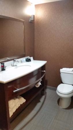 Sleep Inn & Suites Shreveport: bathroom