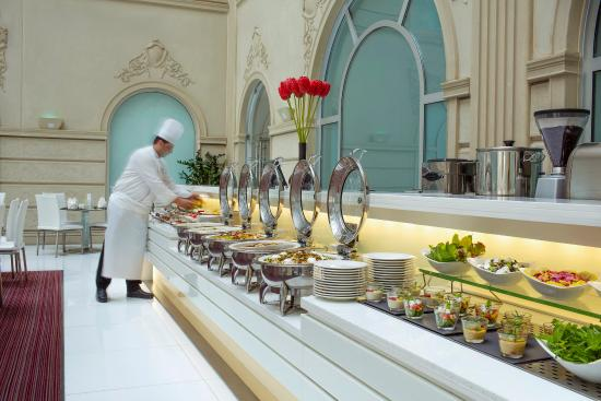 Villa Rotana - Dubai: Moka Cafe