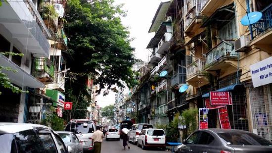 Yangon Airport Hotel - TripAdvisor