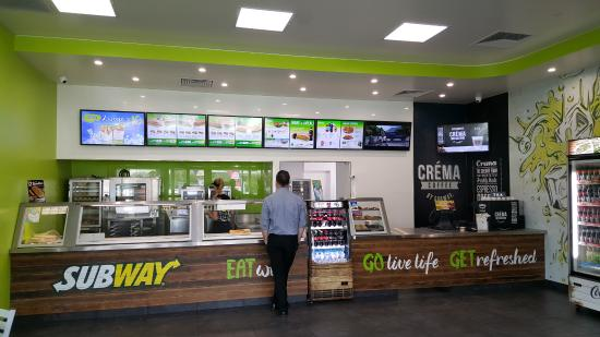 Subway Springwood