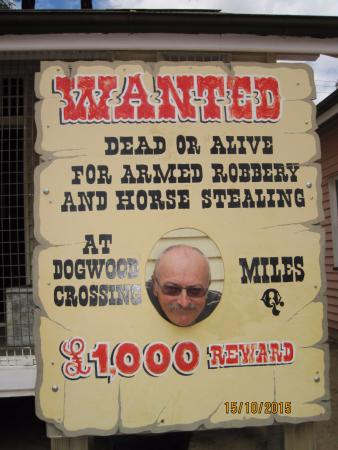 Miles Historical Village and Museum: Wanted