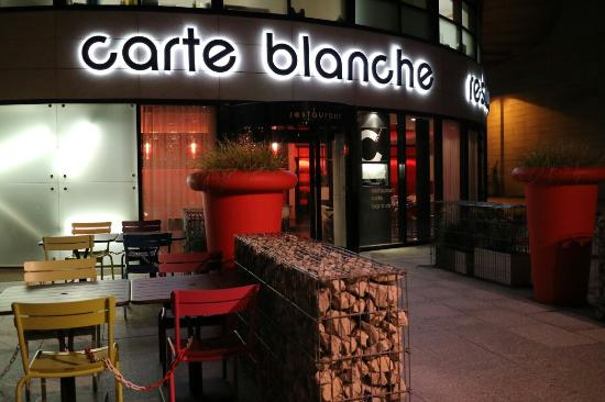 restaurant carte blanche dijon 20151030024812_IMG_1444_large.   Picture of Carte Blanche