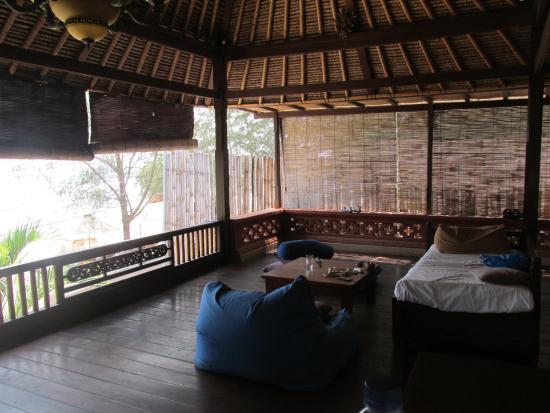 Alam Gili: Duyung room terrace