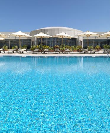 Radisson Blu Hotel, Alexandria: Small Pool