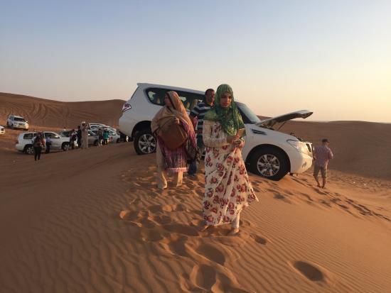 Our Desert Safari Camp And Vehicles Picture Of Desert Safari Dubai