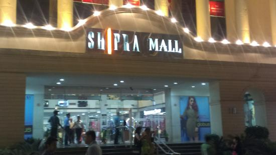 Ghaziabad, India: Shipra Mall