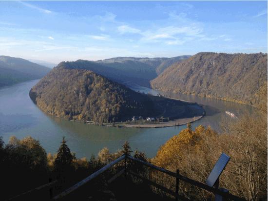 Schlogen, Austria: Schlögener Schlinge