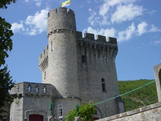 Chateau d'aulan