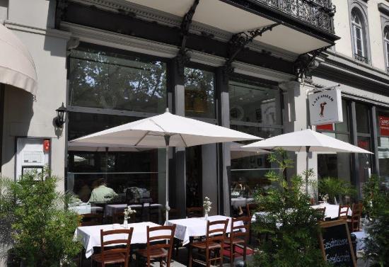 La Brasserie: klein Paris in der Rheinstraße