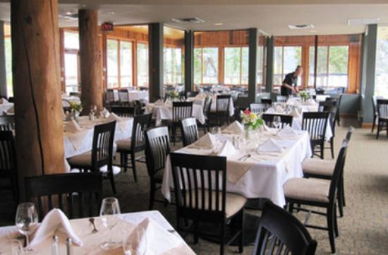 Chase, Canadá: Restaurant