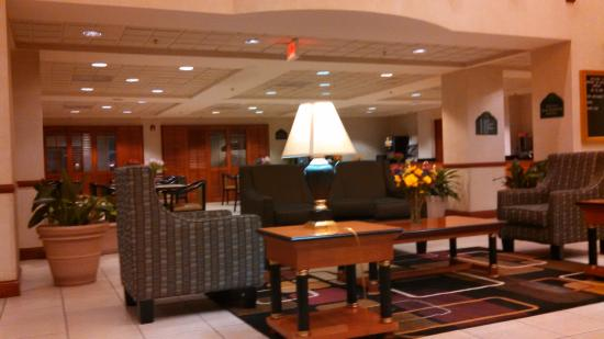 Wingate by Wyndham Indianapolis Airport-Rockville Rd: lounge area