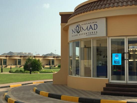 Dibba Al Fujairah, Emirados Árabes: Nomad Ocean Adventures Fujairah Shop