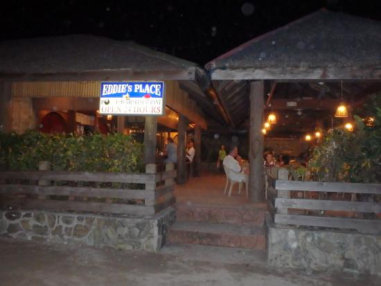 Eddie's Place: レストラン外観