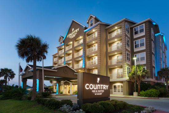 Country Inn & Suites By Carlson, Galveston Beach: Exterior