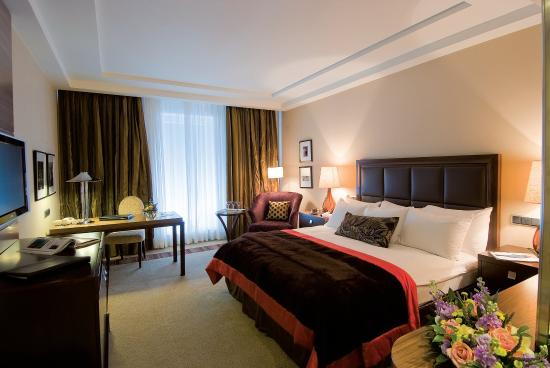 Corinthia Hotel St. Petersburg: Executive Room