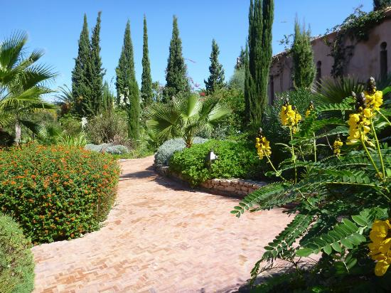 Le Jardin des Douars : Stunning gardens and outdoor areas.