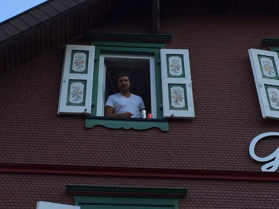 Tennenbronn, Tyskland: Camera dall'esterno