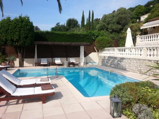 Hotel La Grande Bastide: Pool