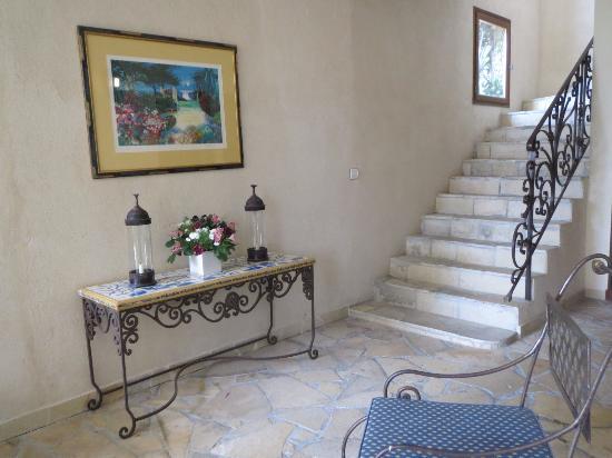 Hotel La Grande Bastide: EIngangsbereich