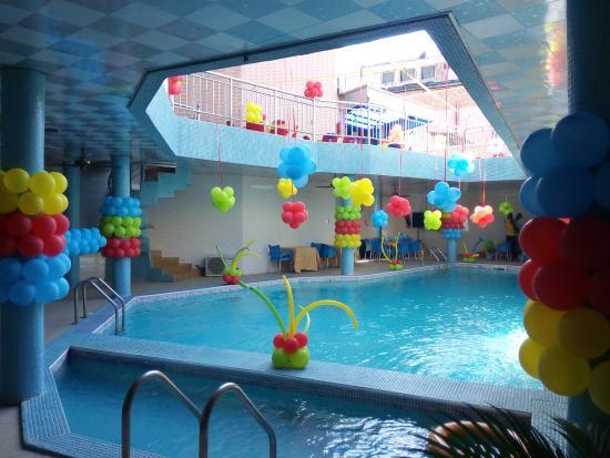 Swimming Pool Picture Of Barcelona Hotels Abuja Tripadvisor