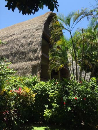 Mercure Resort Sanur : Seks rum hytte.