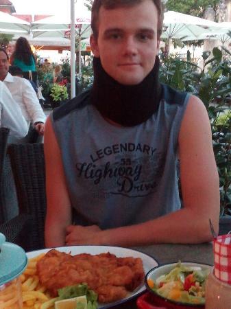 Nassereith, Austria: Моя порция