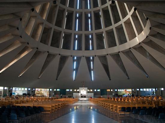 Santuario madonna delle lacrime fotograf a de santuario for Hotel del santuario siracusa