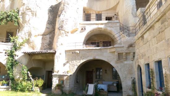 Elkep Evi Cave Houses: отель