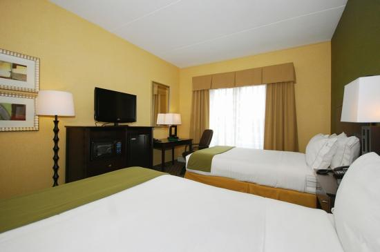 Kittanning, PA: Double Bed Guest Room